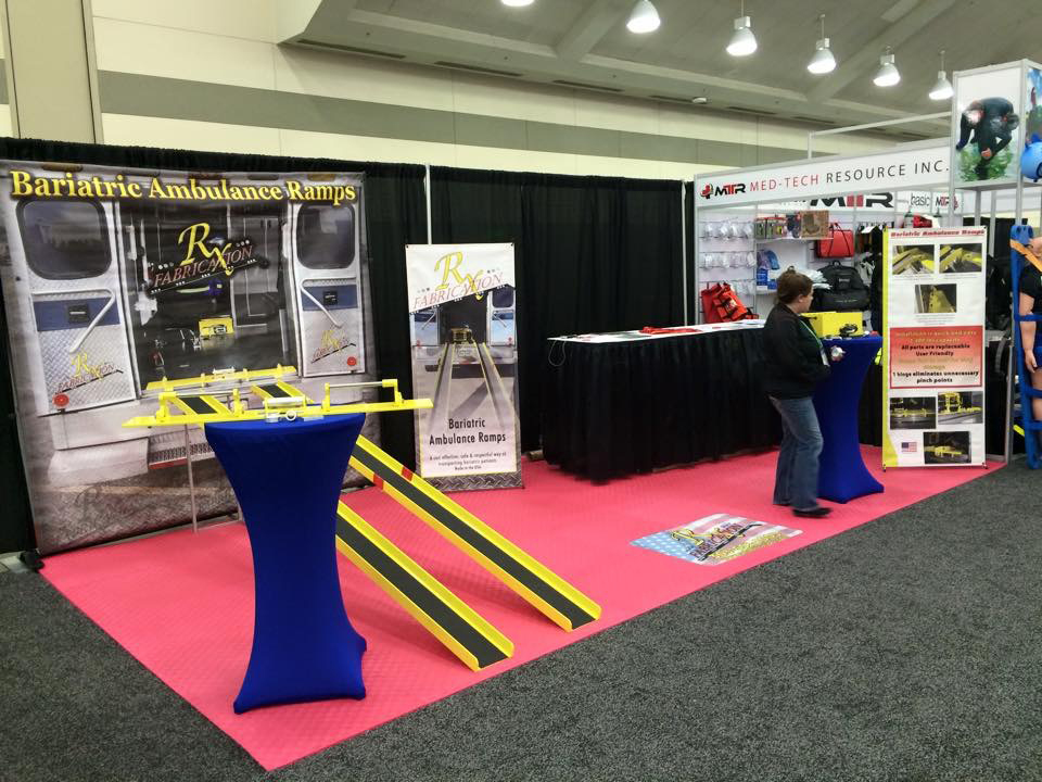 Trade Show Displays from IMS Colorado Printing and Signs Lone Tree